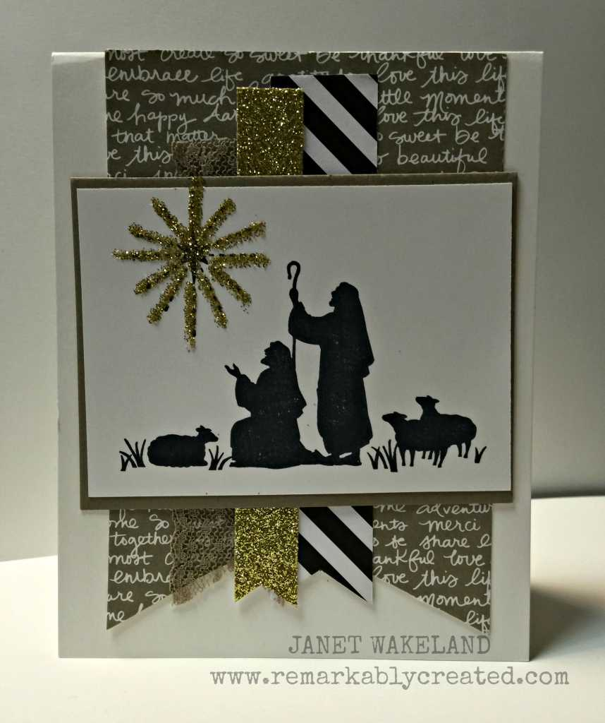 Stampin UP Every Blessing Free Project Tutorial