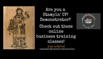 Facebook For Stampin' UP! Demonstrators - RemARKable Creations