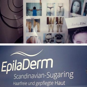 Auf ewig haarfreie Haut durch Scandinavian Sugaring oder vertrauenserweckend beworbenes Fettweg-Pogramm möchte man da lieber verzichten.