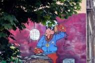 Alf is a DJ.