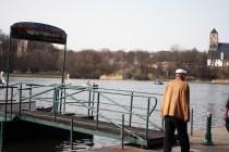 Der singende Schiffer vom Canal Grande.