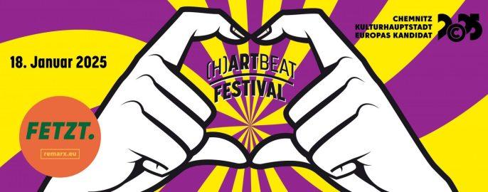 Hartbeat Festival Ankündigung für 2025