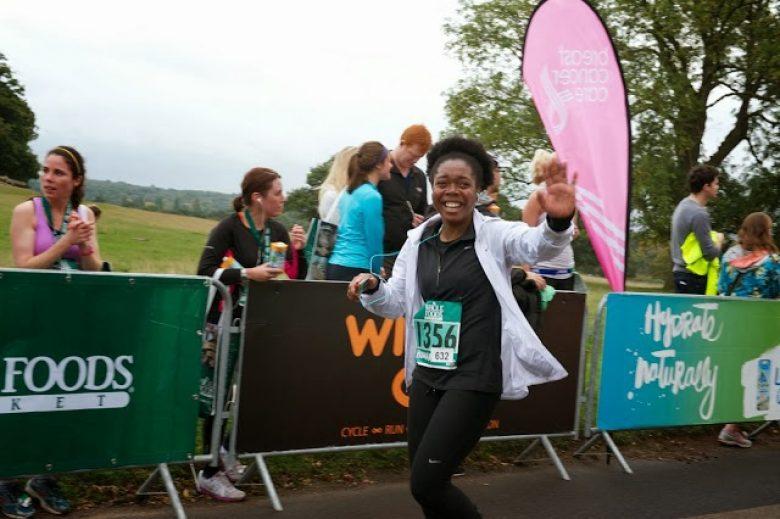 Elle Linton Running