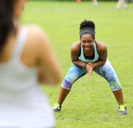 Elle Linton personal training