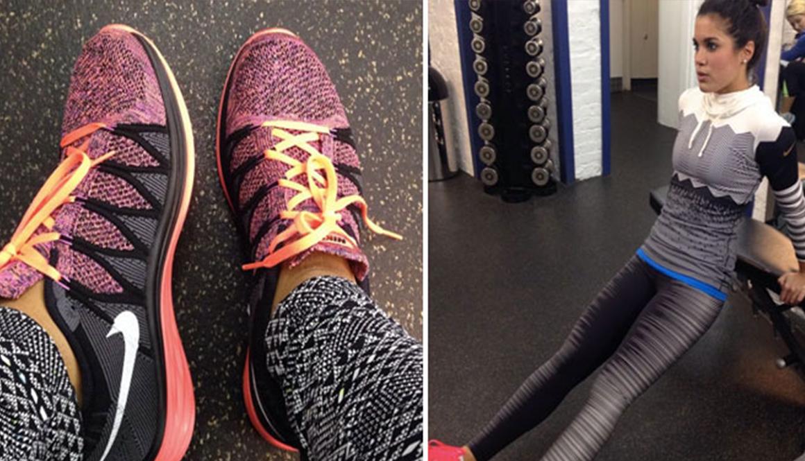 Kezia Lopez, Nike Training Club Instructor