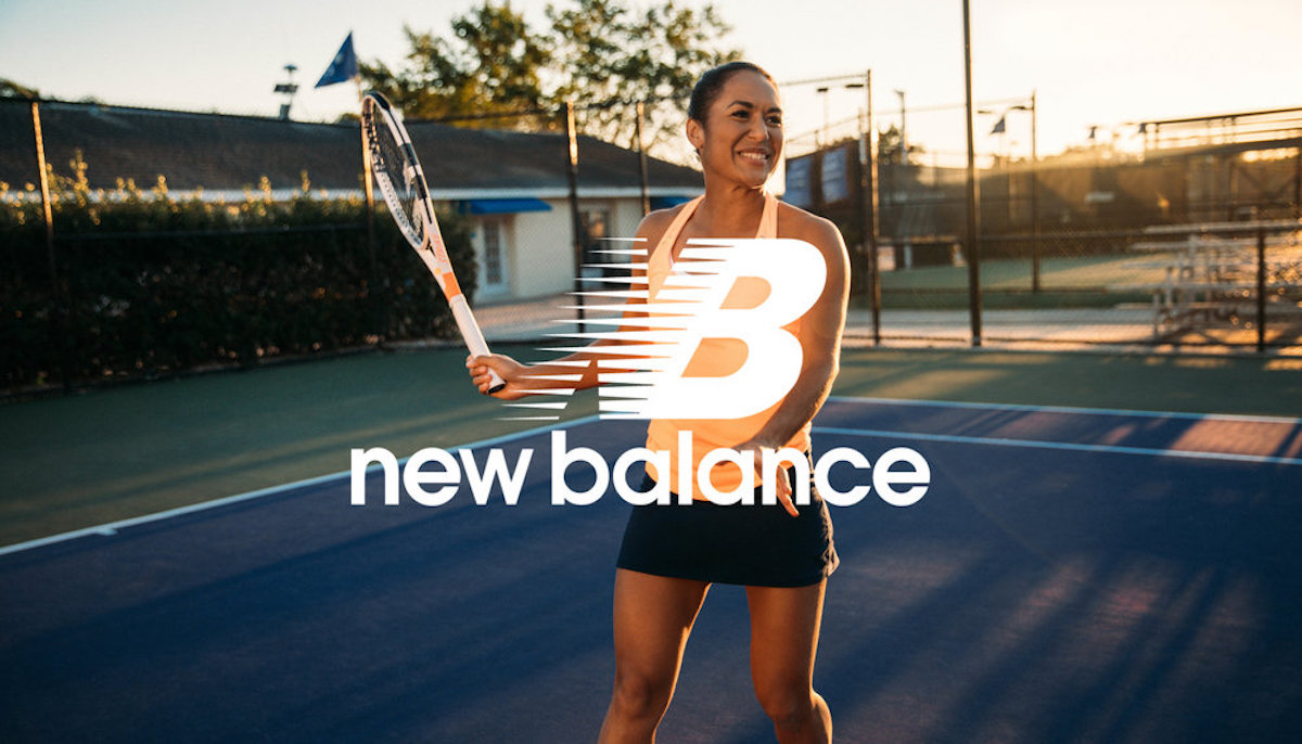 Heather Watson New Balance Tennis