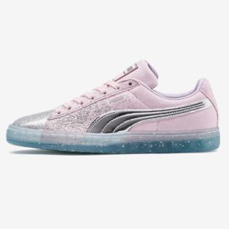 PUMA x Sophia Webster Classic Suede shoe