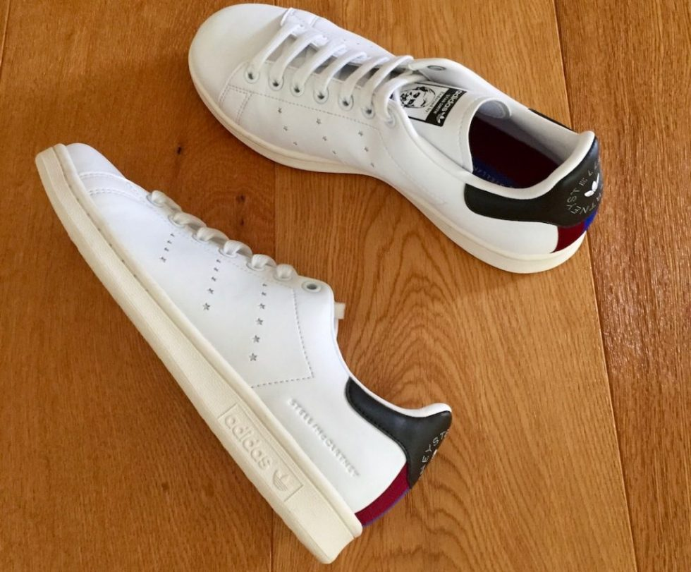 Stella McCartney Stan Smith Sneakers - Details - 2018