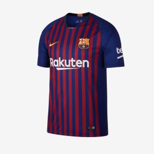 2018:19 FC Barcelona Home Football Shirt