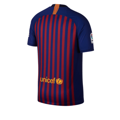 2018:19 FC Barcelona Home Football Shirt - Back