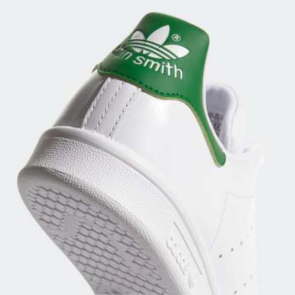 adidas Stan Smith Shoes Green Detail