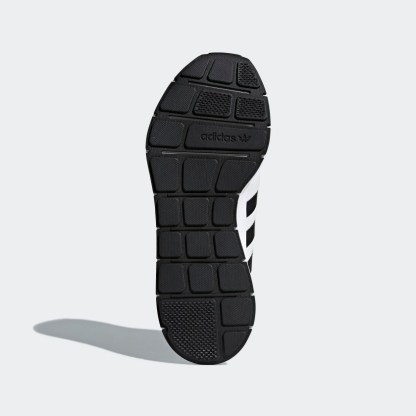 adidas Originals Swift Run Shoes - White Black - Sole