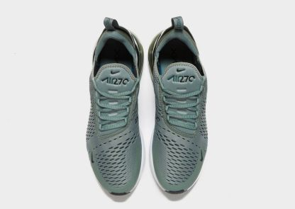 Nike Air Max 270 Green Stylish Sneakers SportStylist
