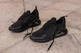 Nike Air Max 270 Triple Black 7