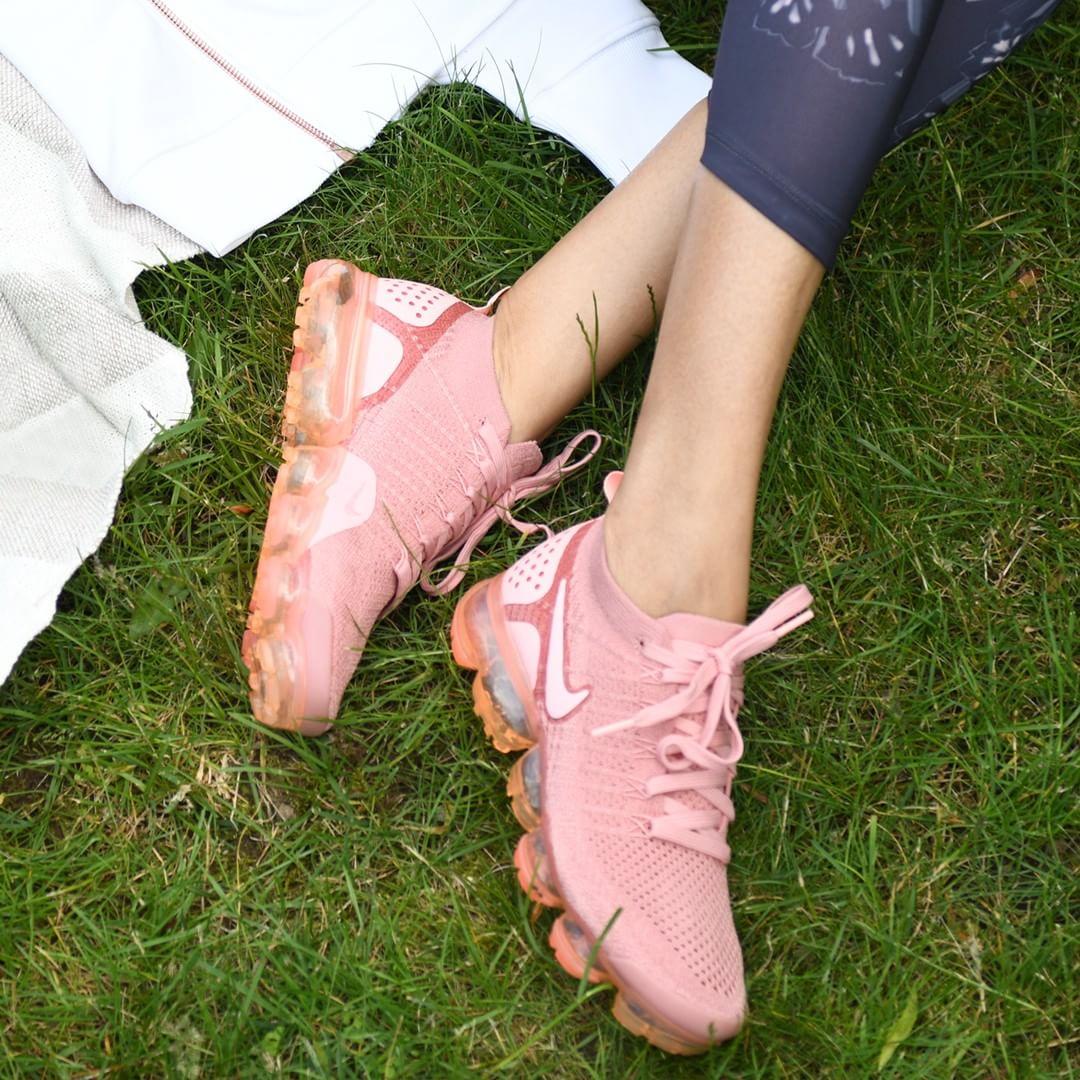 vapormax rust pink footlocker