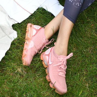 Nike Air VaporMax Flyknit 2 Rust Pink