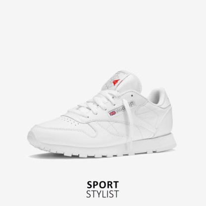 Reebok Classic Women's Trainers - White 8