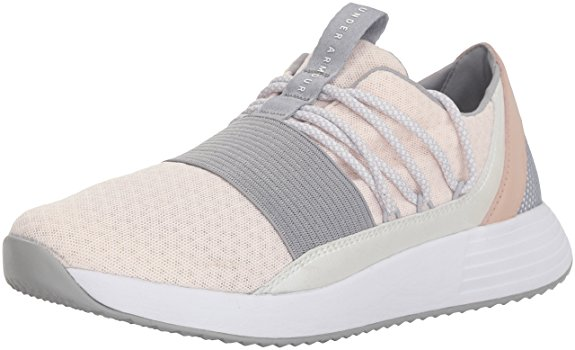 Under Armour Breathe Lace Training Shoes - French Gray