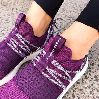 Under Armour Breathe Lace Training Shoes - Black 7