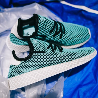 adidas Deerupt Runner Parley Shoes - CQ2908 9