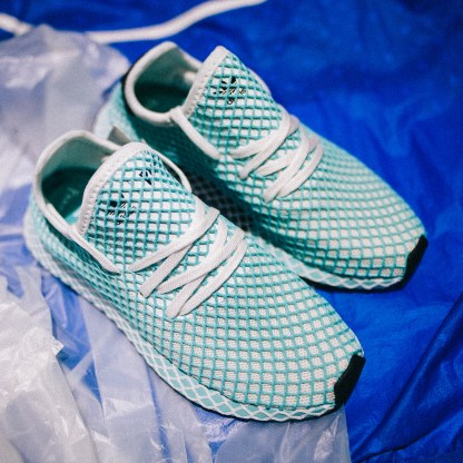 adidas Deerupt Runner Parley Shoes - CQ2908 7