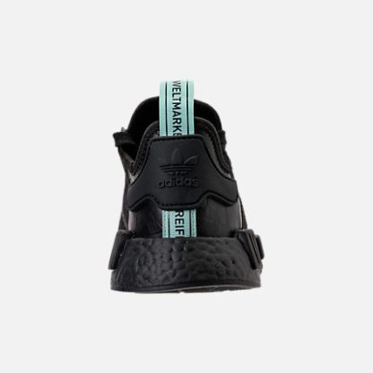 adidas NMD R1 Black Mint AQ1102 women's shoes SportStylist