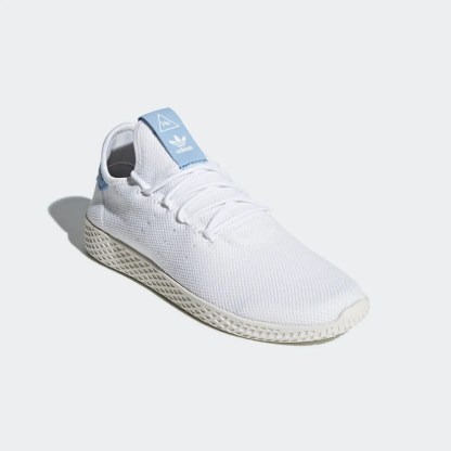 adidas Originals Pharrell Williams Tennis Hu - Blue 6