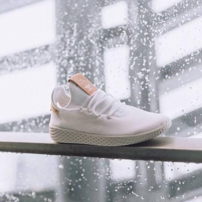 adidas Originals Pharrell Williams Tennis Hu - Pink 9