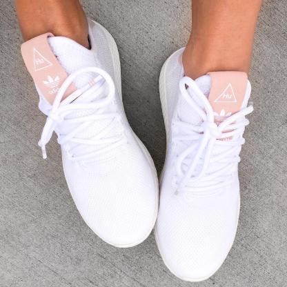 adidas Originals Pharrell Williams Tennis Hu - Pink 7
