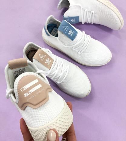 adidas Originals Pharrell Williams Tennis Hu - Pink 8