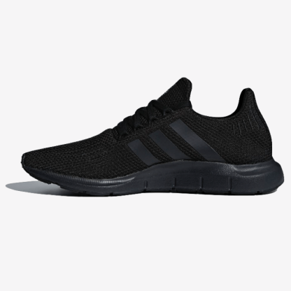 adidas Swift Run Shoes Black