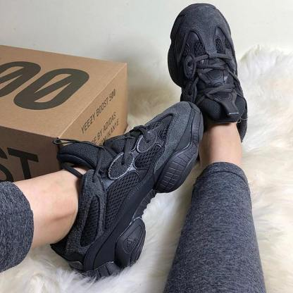 adidas YEEZY 500 Utility Black 5
