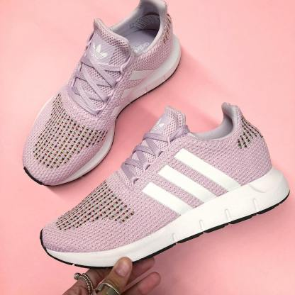 adidas Swift Run Shoes - Pink