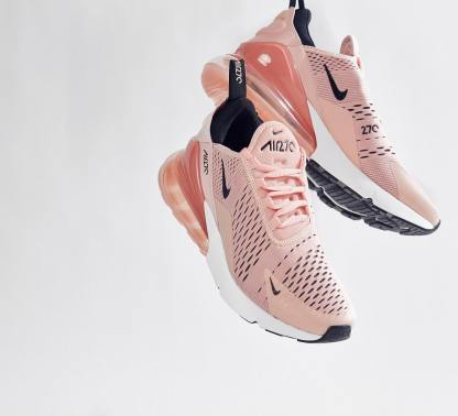 best sneakers 95b66 1a656 Nike Air Max 270 - Pink