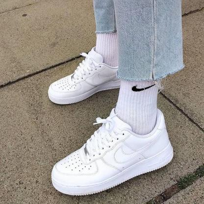 Nike Air Force 1 '07 Shoe - cool - womans jeans