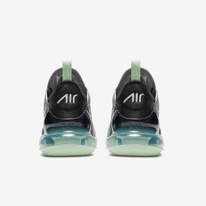 Nike Air Max 270 - Grey Green -heels