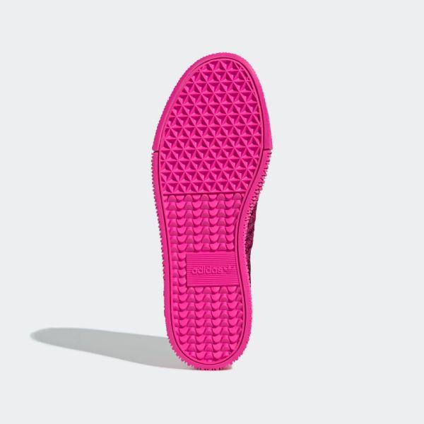 adidas Originals Sambarose Shoes - Pink Glitter - sole grip