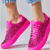 adidas Originals Sambarose Shoes - Pink Glitter - style