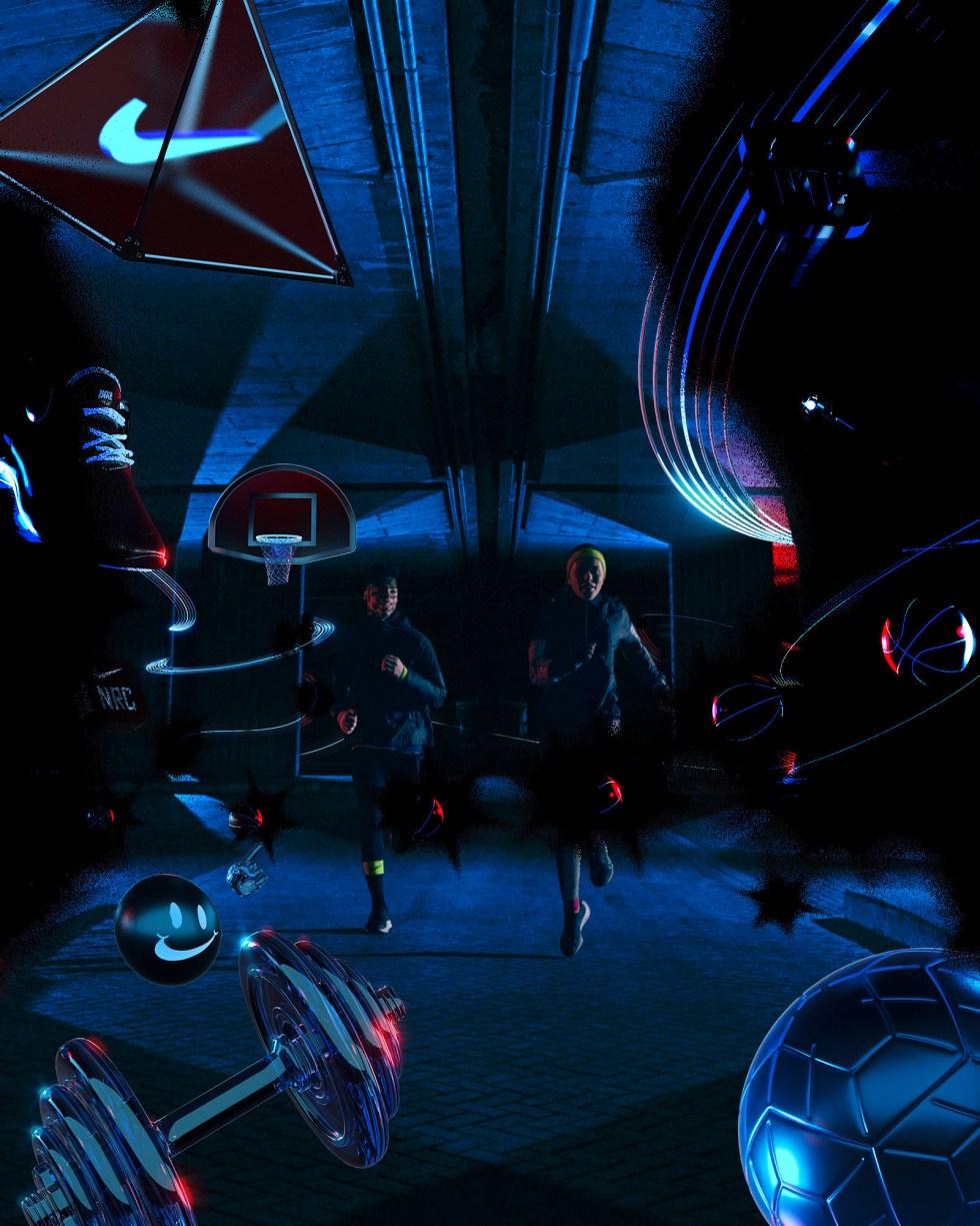 Nike Black Friday 2020 -Cyber Blue