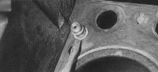 Уплотнительное кольцо втулки масляного канала ГБЦ КамАЗ