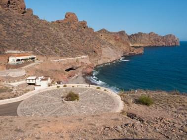 Lote con vista Bahia El Encanto San Carlos Sonora en venta