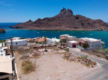 Lot for sale Caracol Peninsula San Carlos Sonora
