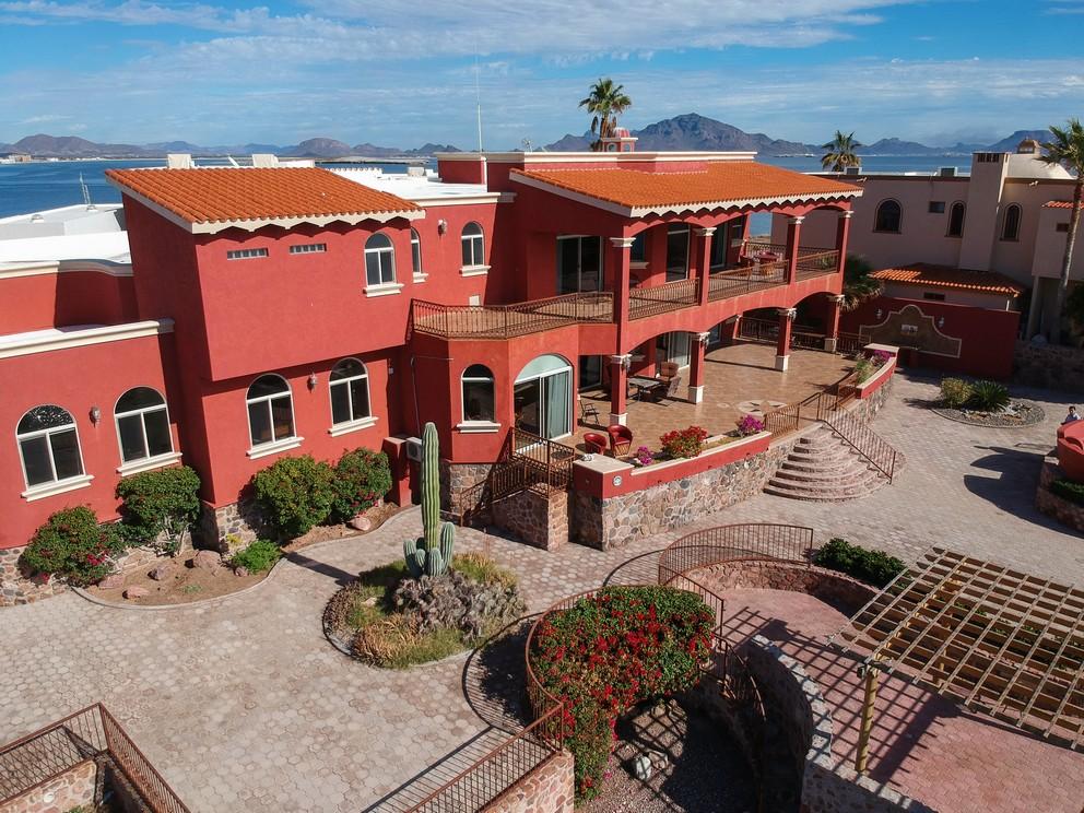 8 Mansiones Caracol Peninsula