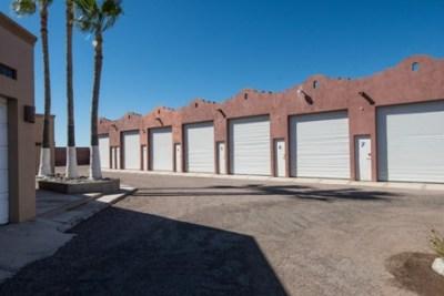 Separate storage units