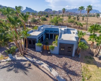 4 San Carlos Sonora Beachfront Community house for sale