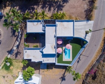 5 San Carlos Sonora Beachfront Community house for sale