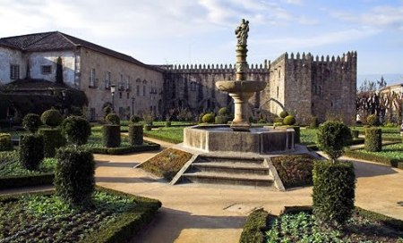 Fonte Jardim Santa Bárbara