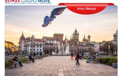 Forbes coloca Braga no Top 20 de cidades para os americanos viverem