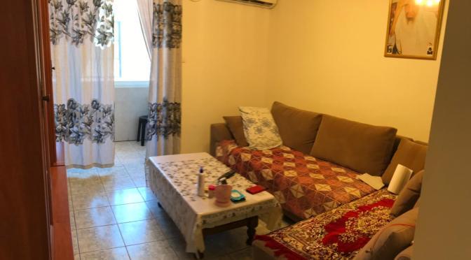 דירת 2 חדרים לפני פינוי בינוי, בניצנה, עמידר, בת-ים.