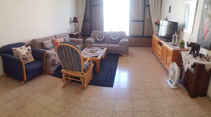 דירות למכירה בחולון דירת 3.5 חדרים ברחוב רותר, נאות רחל, מציאה!
